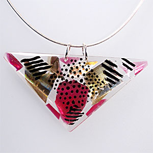 Triangle Necklet